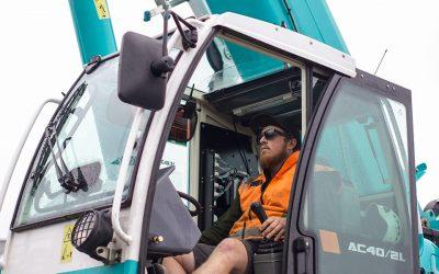 Enrolments Now Open for New Zealand Certificate in Cranes (Level 4)