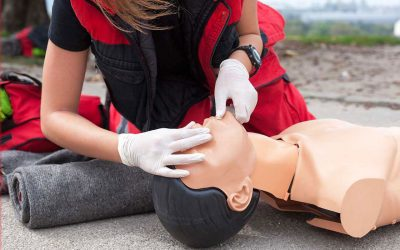 First Aid Training Resumes as Normal